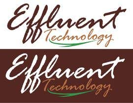 #129 para Logo Design for Effluent Technology por zguby