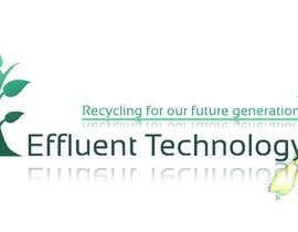 #125 para Logo Design for Effluent Technology por raoufdesk