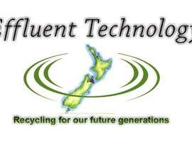 #122 para Logo Design for Effluent Technology por raoufdesk