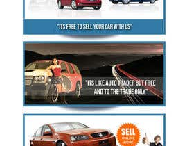 #16 para Graphic Designs for Car Selling Website por kreativegraphic