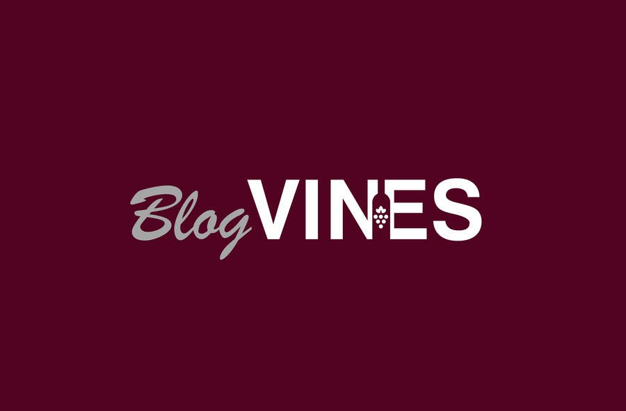 Inscrição nº                                         17                                      do Concurso para                                         Design a Logo for my wine blog website