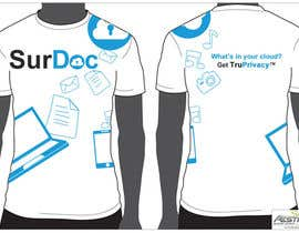 #24 for ***T-SHIRT*** for SurDoc.com - Bold, modern, innovative, fresh!!! af floydust4