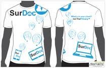 Graphic Design Inscrição do Concurso Nº28 para ***T-SHIRT*** for SurDoc.com - Bold, modern, innovative, fresh!!!