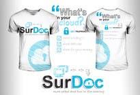 Graphic Design Inscrição do Concurso Nº41 para ***T-SHIRT*** for SurDoc.com - Bold, modern, innovative, fresh!!!