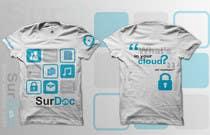 Graphic Design Inscrição do Concurso Nº38 para ***T-SHIRT*** for SurDoc.com - Bold, modern, innovative, fresh!!!