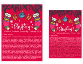 #36 for Holdiay Ham Gift Label af payelbhatta