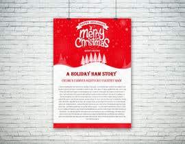 nº 146 pour Holdiay Ham Gift Label par rrtvirus