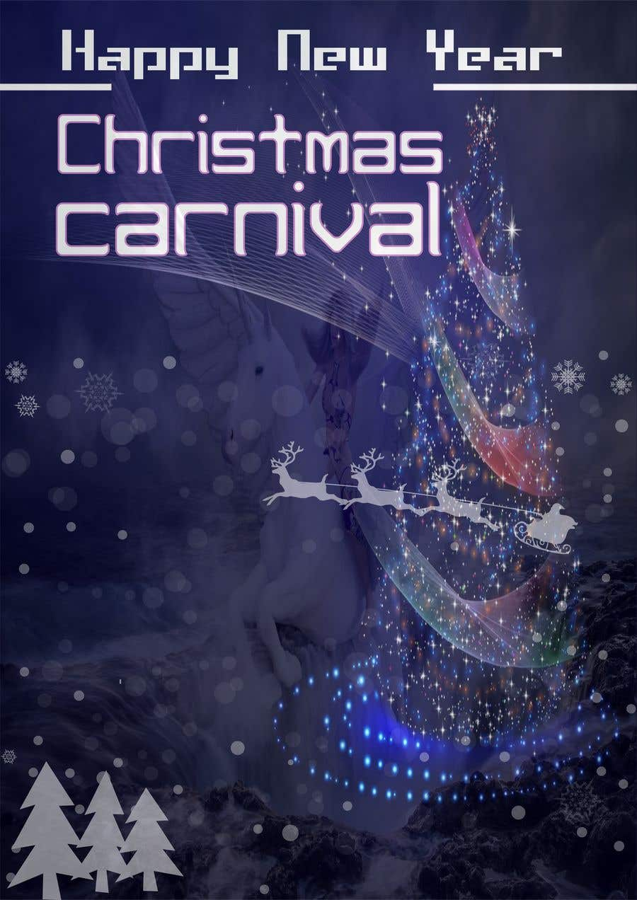 Contest Entry #91 for Design Christmas Carnival Marketing Material