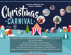 #89 for Design Christmas Carnival Marketing Material by ziedarchi