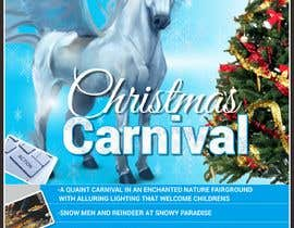 nº 41 pour Design Christmas Carnival Marketing Material par yunitasarike1