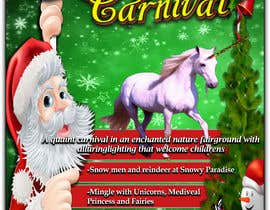 nº 90 pour Design Christmas Carnival Marketing Material par Mrleanage