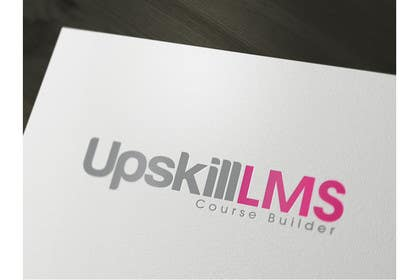 nº 51 pour Logo Design for Upskill Learning Management System par iffikhan