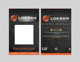 #22 for Create a beautiful packaging design for lokser brand by PixelPalace