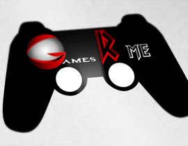 #17 for Games R Me Logo 2 by nighthound123