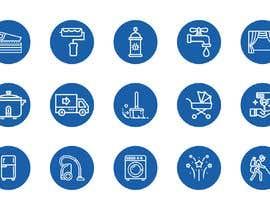 #11 for Design Icons for App af BuzzApt