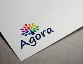 #54 for Agora Logo  GIF format 320 x 130 by MirajBin
