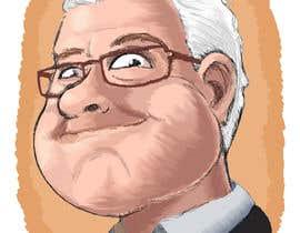 Nro 14 kilpailuun Funny caricature or cartoon - Winner will multiplie the prize by 4 !! -- 2 käyttäjältä aparrotta