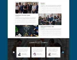 #18 for Design a Website Landing Page Mockup by sudpixel
