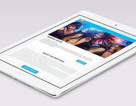JoanaRitaC tarafından Design Email Template için no 18