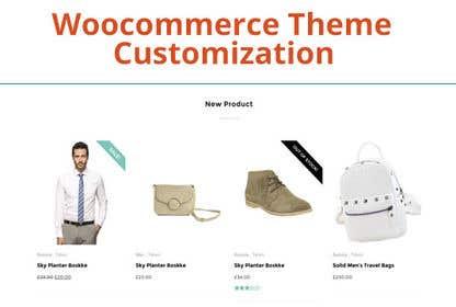 Billede af                             Modify woocommerce design (WordP...