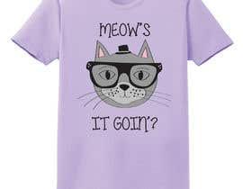 #30 untuk Cute and funny cats and dog desgns for T-Shirts. MULTIPLE WINNERS! oleh JenniferFar