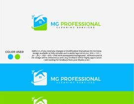 #120 untuk Design a logo for commercial cleaning company oleh Haidderr