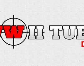 Nro 25 kilpailuun Design logo for WWII Game tube site käyttäjältä nielykishore