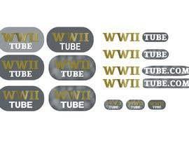 Nro 24 kilpailuun Design logo for WWII Game tube site käyttäjältä seanmata