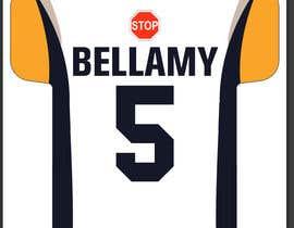 Nro 1 kilpailuun Design hockey jersey mock up käyttäjältä bibaaboel3enin