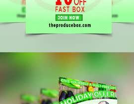 nº 28 pour Holiday Email Campaign par Uzzalkhan2016