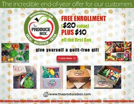 nº 44 pour Holiday Email Campaign par katerinapateli