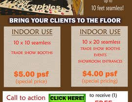 #9 cho I need some Graphic Design for Email Marketing Carpet Print bởi kvd05