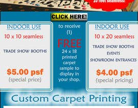 #10 cho I need some Graphic Design for Email Marketing Carpet Print bởi kvd05