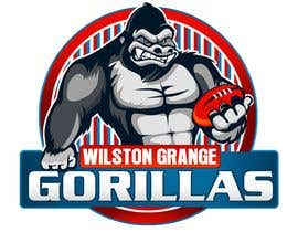 #150 untuk Logo Design for Wilston Grange Australian Football Club oleh pinky