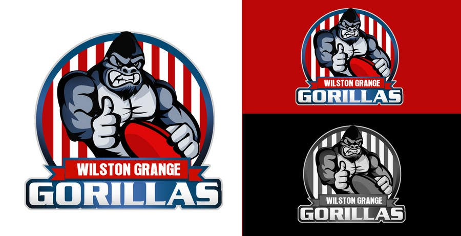 Inscrição nº                                         112                                      do Concurso para                                         Logo Design for Wilston Grange Australian Football Club
