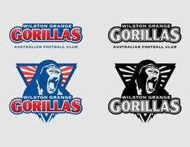 #128 para Logo Design for Wilston Grange Australian Football Club por moncapili