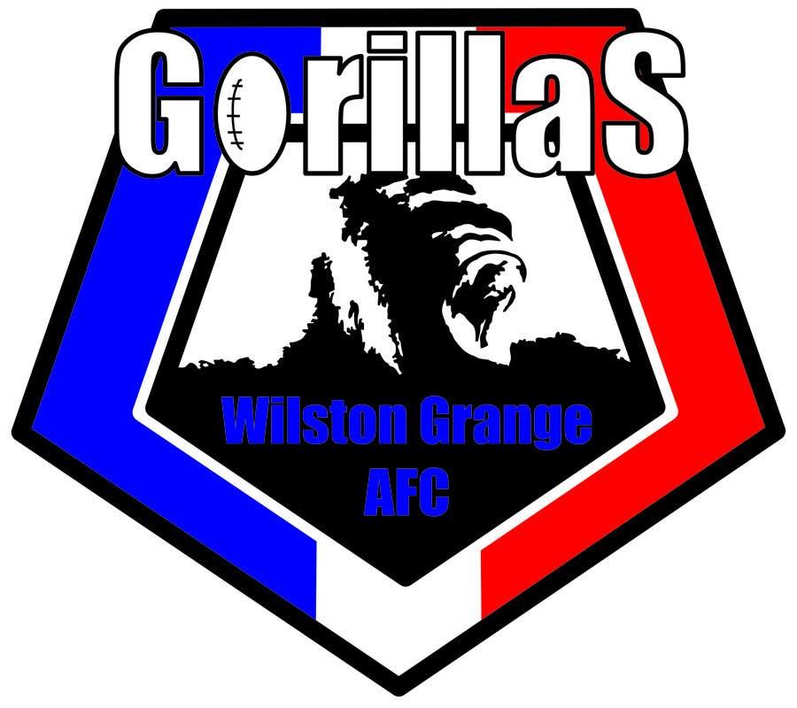Inscrição nº                                         98                                      do Concurso para                                         Logo Design for Wilston Grange Australian Football Club