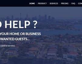 Nro 7 kilpailuun Design My Website using WordPress käyttäjältä rexbdsoft