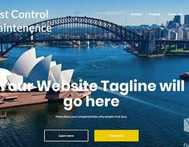 Nro 2 kilpailuun Design My Website using WordPress käyttäjältä Sban97