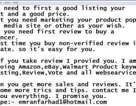#4 dla Amazon business seller account przez imranfarhad1