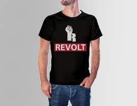 nº 79 pour Revolt T Shirt par marfydesign