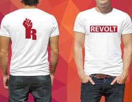 nº 82 pour Revolt T Shirt par marfydesign
