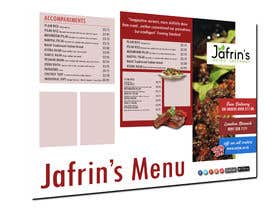 #2 pentru DESIGN INDIAN FOOD MENU de către pdiddy888
