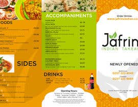 #37 pentru DESIGN INDIAN FOOD MENU de către jhess31