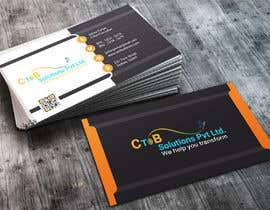 #123 Design some Business Cards részére fb57eea0c416407 által