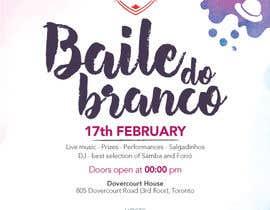 #4 para Flyer para evento por nanibottene