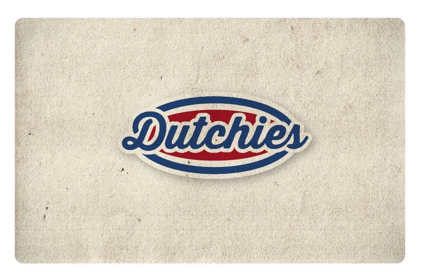 "Kilpailutyö #40 kilpailussa Logo Design for ""Dutchies"""