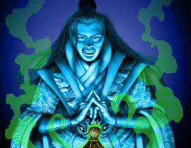 #36 for Illustrate or paint a character from a Chinese fantasy novel for use as a book cover by rikbelanger