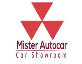 "#32 for Company name text include in logo, my company name ""Mister Autocar"", tagline ""Car Showroom"" Colours i want black, white, grey, some colours for little support if required its ok by engmdmarufhossai"