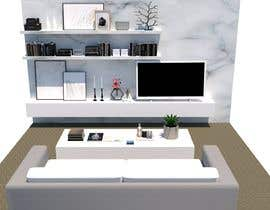 #33 cho Interior Design for my living room bởi Arkhitekton007
